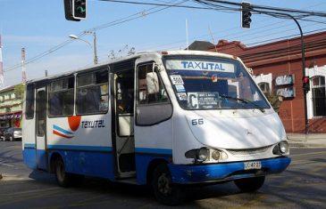 Línea C de Taxtutal podría dejar de hacer recorridos en el sector norte