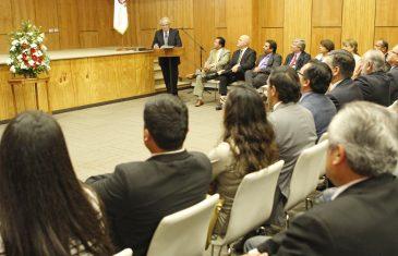Core aprobó 170 mil millones de pesos para 291 iniciativas en el Maule