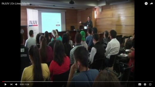 [Video] INJUV lanzó su fondo Participa, el cual invita a organizaciones sin fines de lucro a presentar proyecto que vayan en bien de los jóvenes.