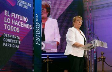 Presidenta Bachelet firmó proyecto que crea ministerio de la Ciencia