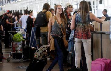 Alza de turistas extranjeros obtuvo un 32%