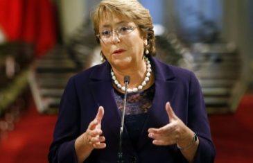 Un 80% de los chilenos cree que la presidenta Bachelet ha hecho un mal gobierno