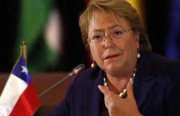 Promesas de campaña de la presidenta Bachelet tienen un 48% de avance