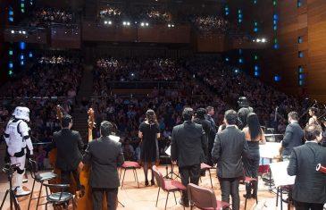 """Conciertos de """"Música de Películas"""" del TRM se toman las comunas del Maule"""