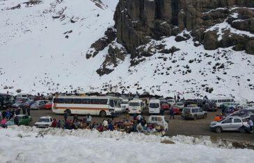Medidas de protección para visitantes en Ruta Pehuenche