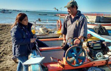 Llamado a pescadores a actualizar del registro pesquero artesanal