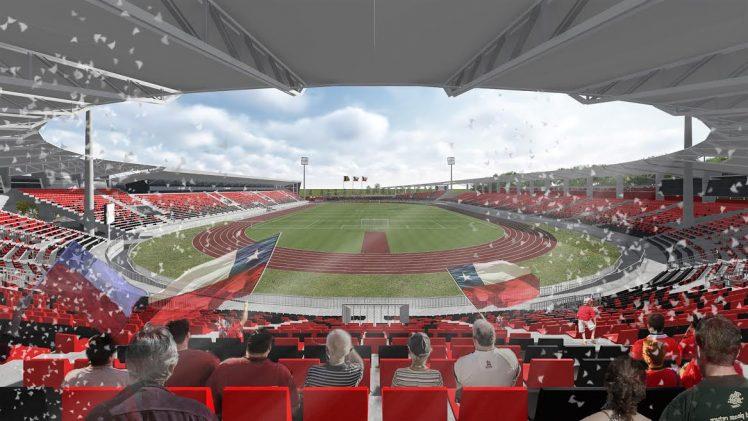 Nueva ampliación del Estadio Fiscal para el 2018