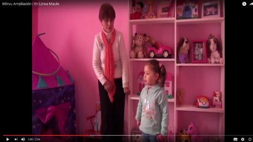 [Video] Programa inédito en el Maule entrega el ministerio e vivienda para ampliación de viviendas.