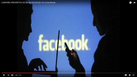 [Video] Utalca lanzó campaña preventiva para alertar a la comunidad de los peligros que existen en redes sociales.