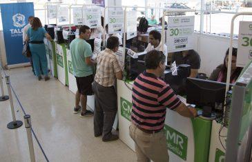 Municipio entrega horarios para el segundo pago de circulación 2017