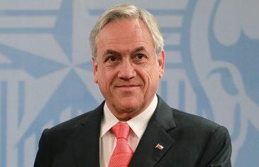 Cadem: Piñera lidera con un 40%
