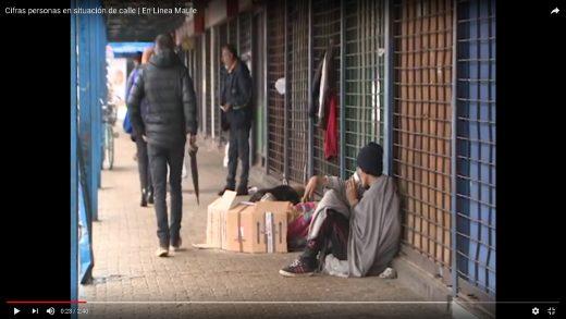 [Video] De acuerdo a datos entregados por la cartera de Desarrollo Social el Maule tiene 364 personas en situación de calle.