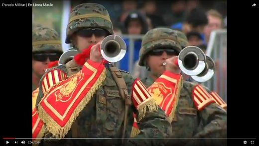 [Video] Más de 7 mil efectivos de las Fuerzas Armadas participaron de la parada militar en honor a las Glorias del Ejército.