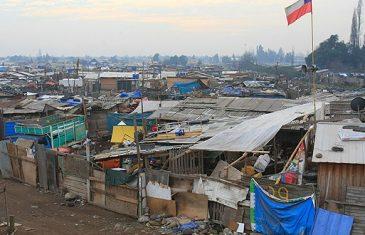 Encuesta reflejó que aumentaron familias que viven en campamentos