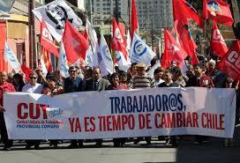 Sector público anuncia paro nacional para el 17 de octubre