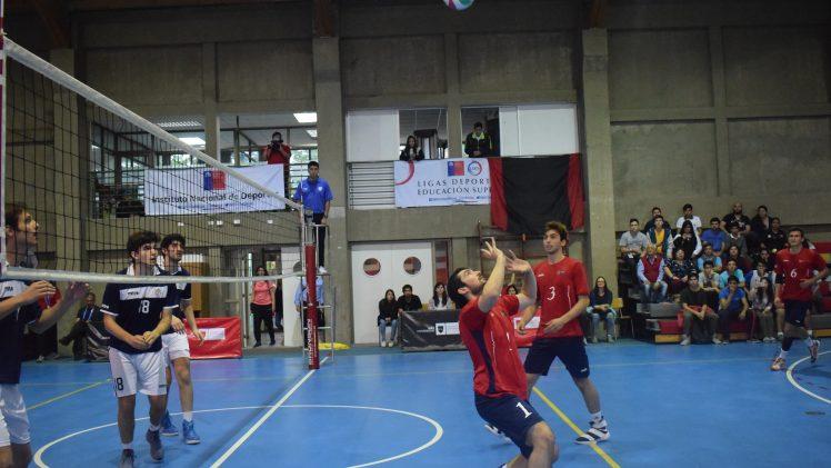 Universidad Autónoma fue sede de las Ligas Deportivas de Educación Superior