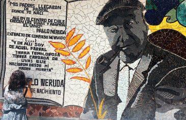 En Parral está el mural de mosaico más grande del Maule
