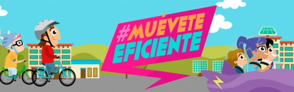 Ministerio de energía lanza campaña #muéveteeficiente
