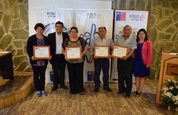 Fosis fortalece la inserción laboral en provincia de Talca