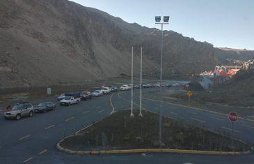 Durante este fin de semana más de ocho mil pasajeros transitaron por la ruta Pehuenche