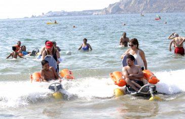 """Campaña """"verano inclusivo"""" promueve el acceso para personas con discapacidad"""