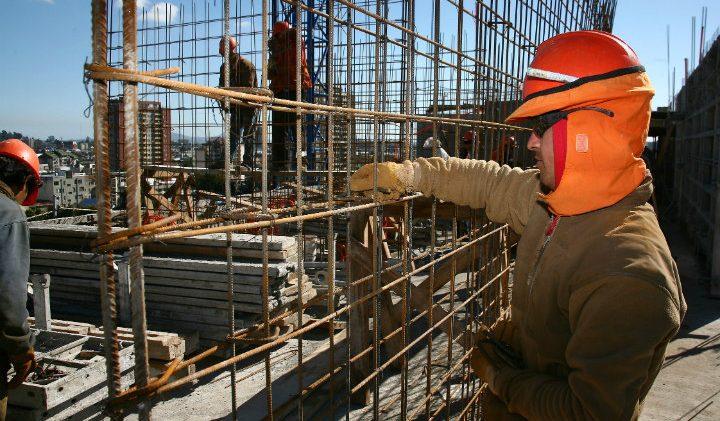 Sector de la construcción creció un 3%