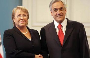 CADEM: 39% aprueba gestión de Bachelet y un 57% cree que al país le irá bien con Piñera