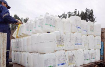 El Maule obtiene el tercer lugar en recuperación de envases plásticos vacíos