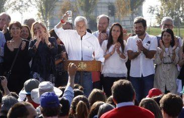"""Gobierno relanza programa """"Elige Vivir Sano """""""