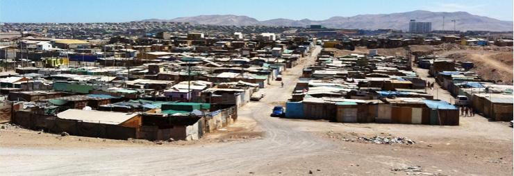 Minvu realiza catastro de campamentos en el Maule