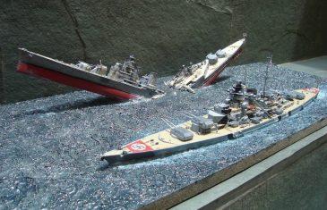 Exposición de Modelismo Militar