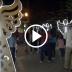 """Inauguran """"Fiesta de las Luces"""" en plaza de Armas de Talca."""