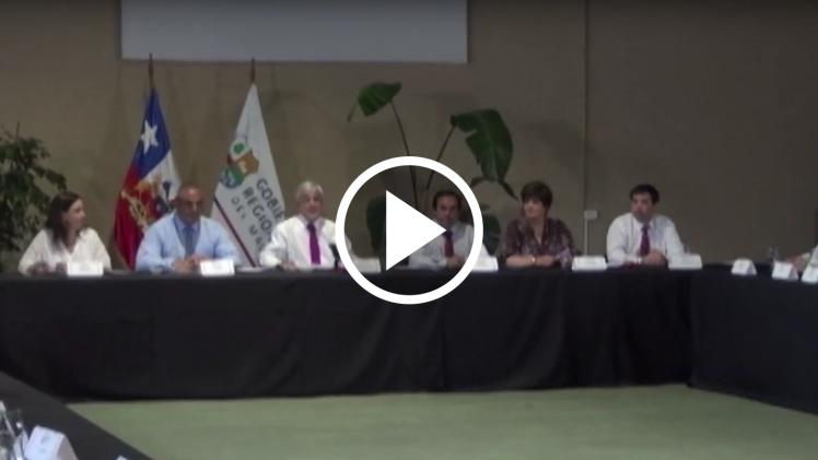 Seremis del Maule evalúan reunión con el presidente Piñera y su positiva proyección económica.