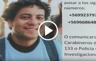Continúa desaparecido el periodista talquino Tomás Jorquera en el sector de Vilches, quien fue visto por última vez el pasado 27 de enero