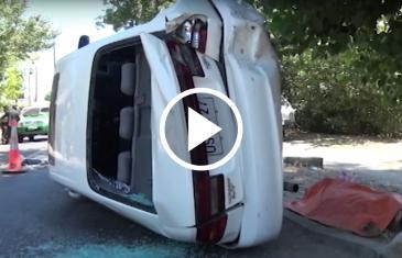 Mujer muere atropellada por su jefe en Maule: recién había bajado del vehículo.