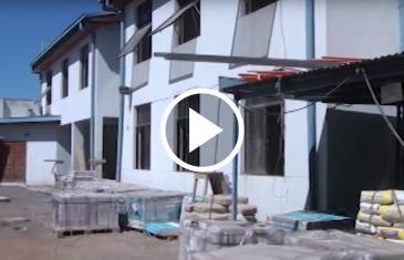 Avanzan obras de remodelación, en cuartel central de la PDI en calle 2 sur en Talca, según jefe regional institucional.