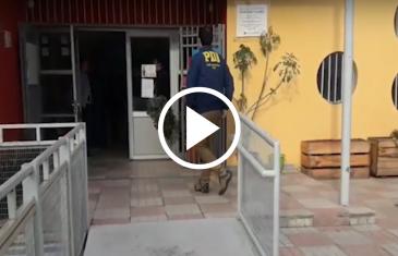 Increíble: en menos de una semana, roban en dos jardines infantiles de integra en sector oriente de Talca.
