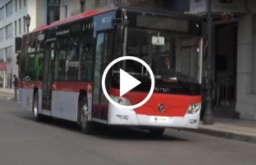 Gobierno busca la posibilidad de contar con buses eléctricos en dos años en el Maule