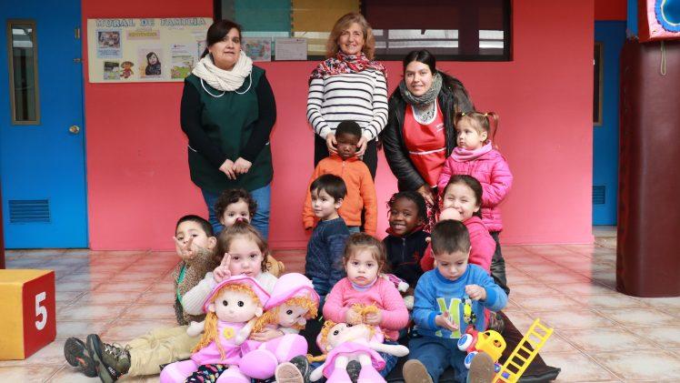 """Fundación Integra desarrolló con éxito su programa """"vacaciones en mi jardín"""""""