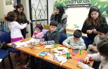 Exposición Maule Natura ofrece variados talleres en estas vacaciones