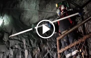 Luis Urzúa, jefe de turno de los 33 mineros de la mina San José dio a conocer su experiencia en el rescate y analizó las medidas de protección con las que deben contar los trabajadores en los yacimientos