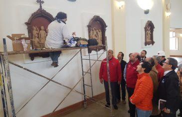 Ministro de Obras Públicas visitó el Maule