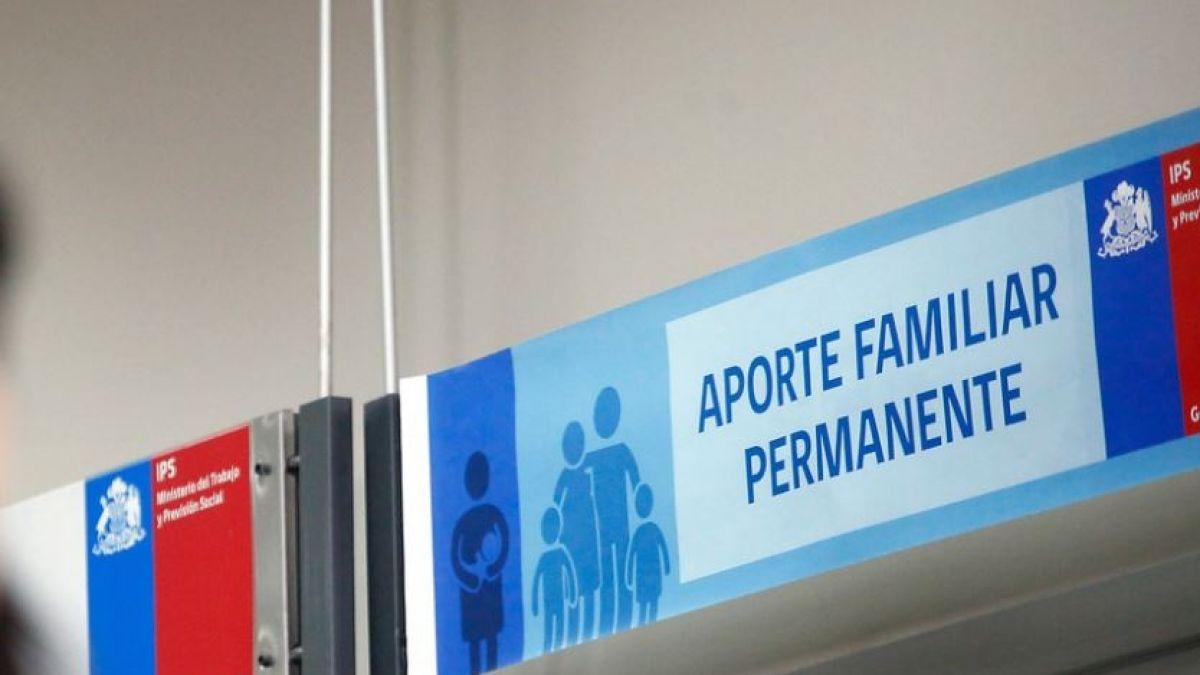 1.500 familias en el Maule no cobran el Bono Marzo