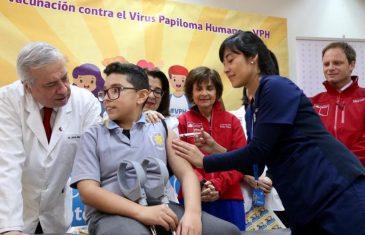Minsal lanza campaña contra el virus del Papiloma Humano