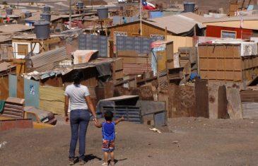 31% de las familias llegó a los campamentos por alto costo en los arriendos