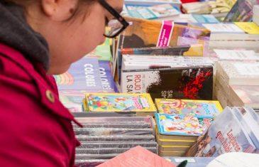 Feria del libro infantil y juvenil en Talca