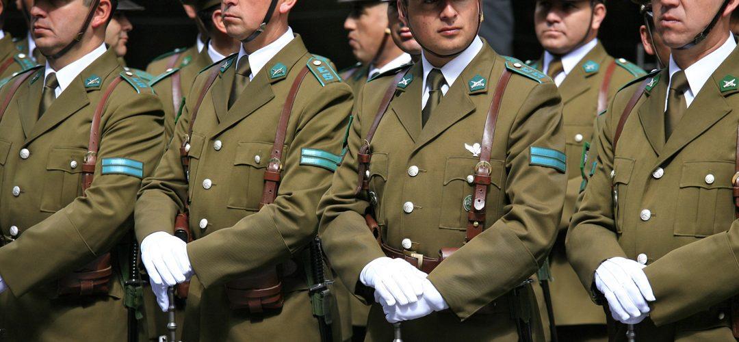 Gobierno espera que 3.406 policías salgan a las calles para sumarse al orden público