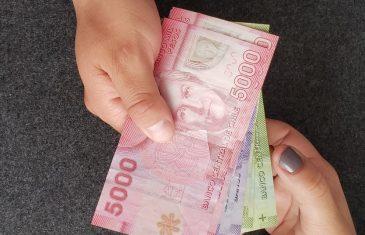 Cámara de diputados aprobó proyecto que entrega bono de $50 mil por carga