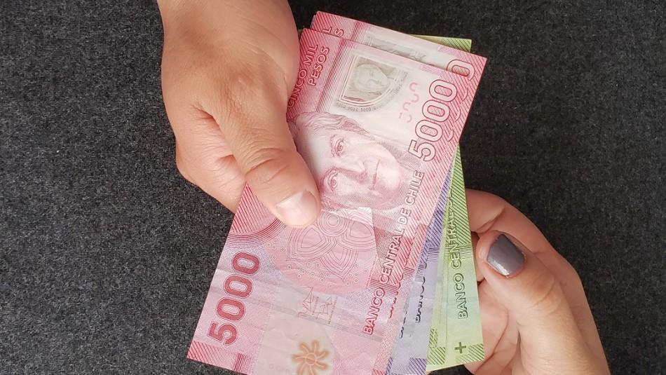 Presidente anunció bono de 100 mil pesos para más de un millón de familias