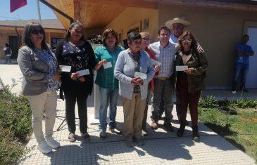 Apoyos por emergencia agrícola a pequeños agricultores de San Clemente